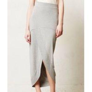 High waist skirt from Anthropologie